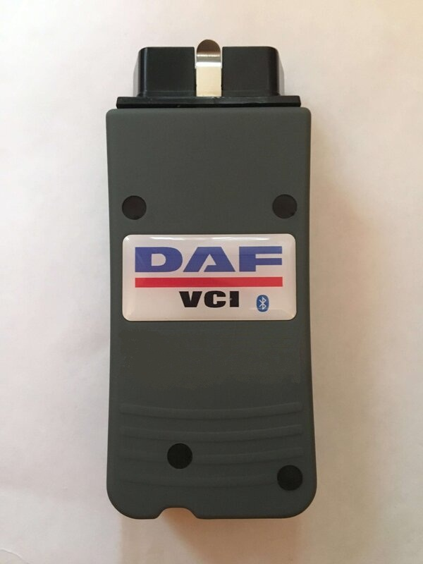 VAS5054 to DAF VCI conversion project