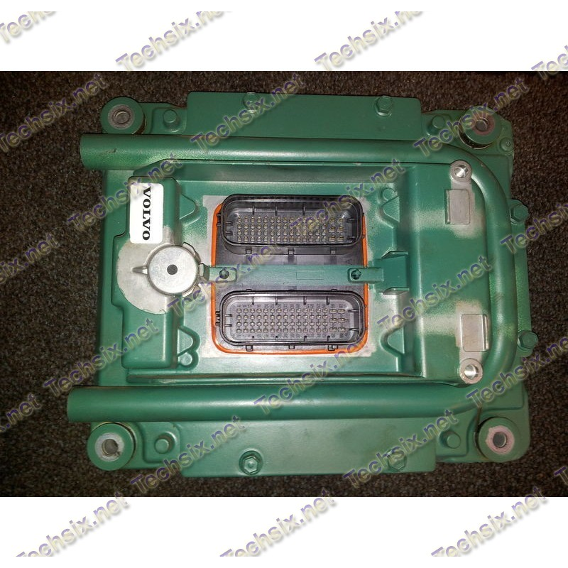 Volvo D12&13 all Engine ECU repair manual